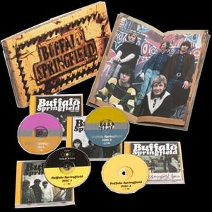 Buffalo Springfield Box Set CD4