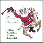 Fran Archer - Merry Christmas, The Fat Man Rides Tonight