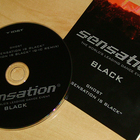 Ghost - My Sensation Is Black CDS