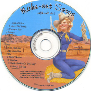 Make-Out Songs of the Old West