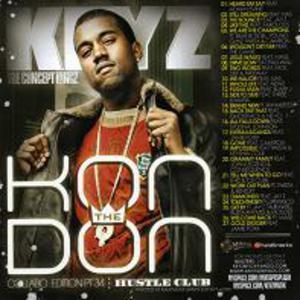 DJ Keyz & Kanye West - Kon The Don