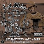 Lil' Keke - Undaground-All Stars Da Texas Line Up