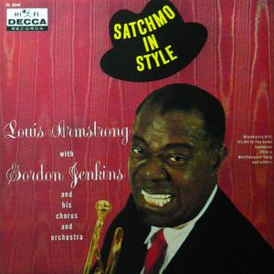 Satchmo In Style (Vinyl)
