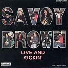 Savoy Brown - Live And Kickin'