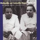 Senior Dagar Brothers - Todi: Calcutta 1957