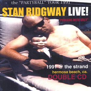 "STAN RIDGWAY: live!1991 ""poolside with gilly"" @ the strand, hermosa beach, calif. - double cd"