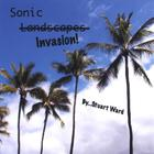 Surfing Guitarist - Sonic Invasion!