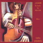Tanya Anisimova - Cello Suites by J.S.Bach