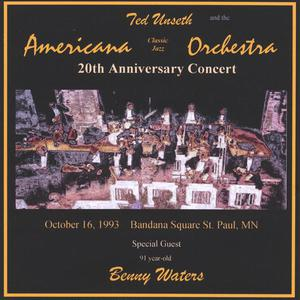 20th Anniversary Concert with Benny Waters