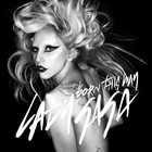 Lady GaGa - Born This Way (CDS)