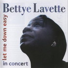Bettye Lavette - Let Me Down Easy (In Concert)