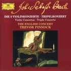 Trevor Pinnock - Bach: Violin Concerto & Triple Concerto (with The English Concert)