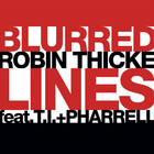 Robin Thicke - Blurred Lines (CDS)