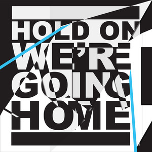 Hold On, We're Going Home (CDS)