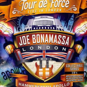 Tour De Force - Live In London, Hammersmith Apollo