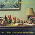 Panic! At The Disco - That Green Gentleman (CDS)