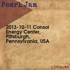 2013-10-11, Consol Energy Center, Pittsburgh, Pennsylvania, Usa