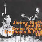 Jimmy Giuffre - Emphasis & Flight (Emphasis, Stuttgart 1961) (Vinyl) CD1