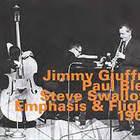 Jimmy Giuffre - Emphasis & Flight (Flight, Bremen 1961) (Vinyl) CD2