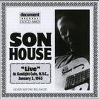 Live At Gaslight Cafe (Vinyl)