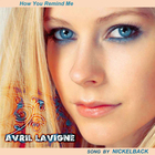 Avril Lavigne - How You Remind Me (Song By Nickelback) (CDS)