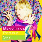 SIA - Beautiful People Say (Feat. David Guetta) (CDS)