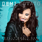 Demi Lovato - Really Don't Care (CDS)