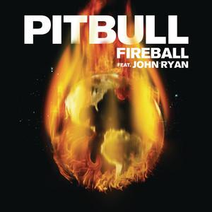 Pitbull - Fireball (CDS)