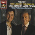 Royal Philharmonic Orchestra - Violin & Viola Concertos (With Nigel Kennedy & Andre Previn)