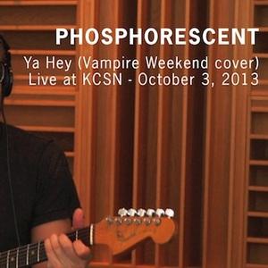 Ya Hey (Vampire Weekend Cover) (CDS)