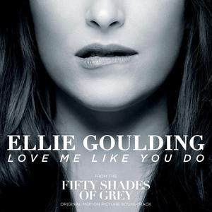 Ellie Goulding - Love Me Like You Do (CDS)