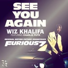 Wiz Khalifa - See You Again (CDS)