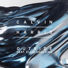 Calvin Harris - Outside (Feat Ellie Goulding) (Oliver Heldens Remix) (CDS)