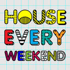 Various Artists - House Every Weekend CD3