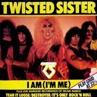 Twisted Sister - I Am (I'm Me) (EP) (Vinyl)