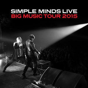 Live: Big Music Tour 2015 CD1