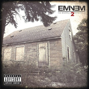 The Marshall Mathers LP 2 (Special Deluxe Edition) CD2