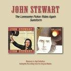 John Stewart - Lonesome Picker Rides Again / Sunstorm
