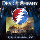 Dead And Company - 2016/07/02 Boulder, Co CD1