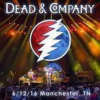 2016/06/12 Manchester, TN CD1