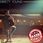 Brett Young - In Case You Didn't Know (CDS)