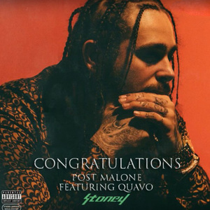 Congratulations (Feat. Quavo) (CDS)