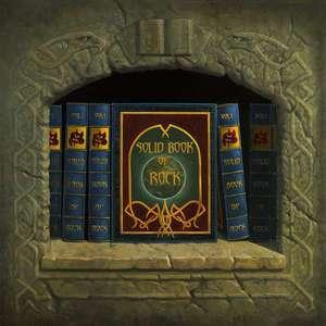 Solid Book Of Rock: Lionheart CD8