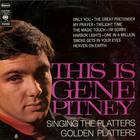 This Is Gene Pitney Singing The Platters' Golden Platters (Vinyl)