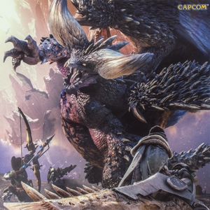 Monster Hunter: World Original Soundtrack CD3