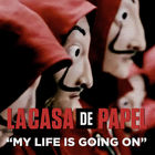 "My Life Is Going On (Música Original De La Serie De TV ""La Casa De Papel"") (CDS)"