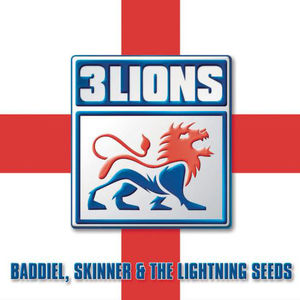Three Lions (With Lightning Seeds) (CDS)