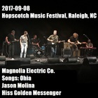 Hiss Golden Messenger - 2017-09-08 Hopscotch Music Festival, Raleigh, Nc