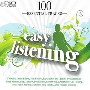 100 Essential Tracks: Easy Listening CD1