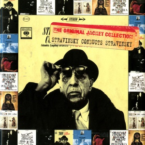 The Original Jacket Collection: Stravinsky Conducts Stravinsky CD9